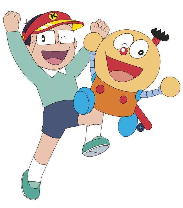 Kiteretsu: El primo más listo de Nobita anime - Luk Internacional