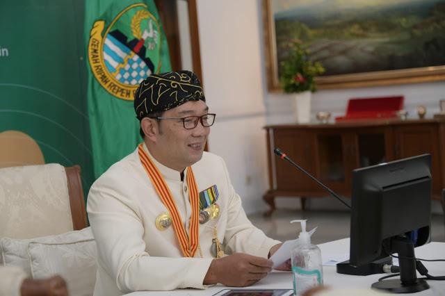 Pendidikan Jabar Juara, Ridwan Kamil Luncurkan Platform Next Generation Learning
