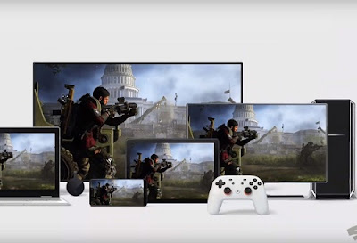 Google Stadia is a cloud gaming platform