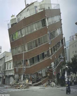 Kegagalan Struktur akibat Gempa Bumi