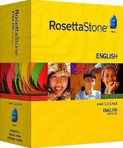 Download Curso Inglês Rosetta Stone Completo