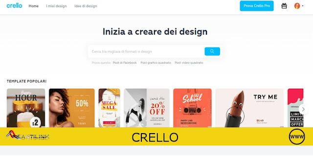 sito gratuito per creare infografica
