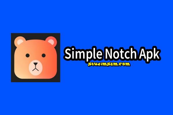 simple notch apk