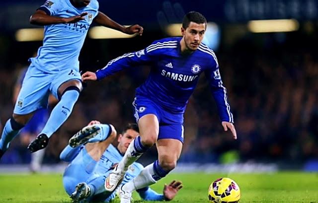 Eden Hazard biography