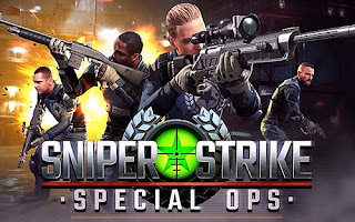 Sniper Strike: Special Ops Apk Mod v1.802 (Mod Money)