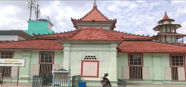 Masjid Lawang Kidul; Bukti Sejarah Perjuangan