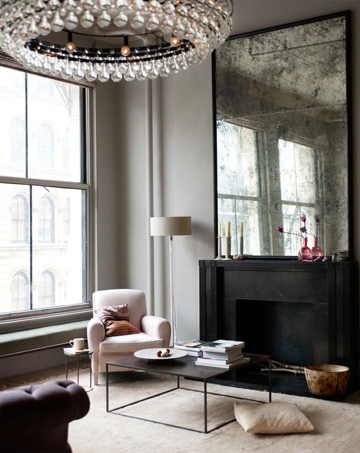 Interior Design Loft in Soho New York