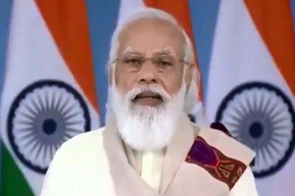 प्रधानमंत्री नरेन्द्र मोदी ने असम में नाव दुर्घटना पर जताया दुख
