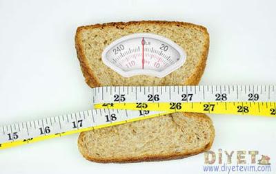 ekmeksiz diyet yapmak