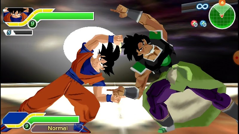 Dragon Ball Z Tenkaichi tag team Fusion Mod Download
