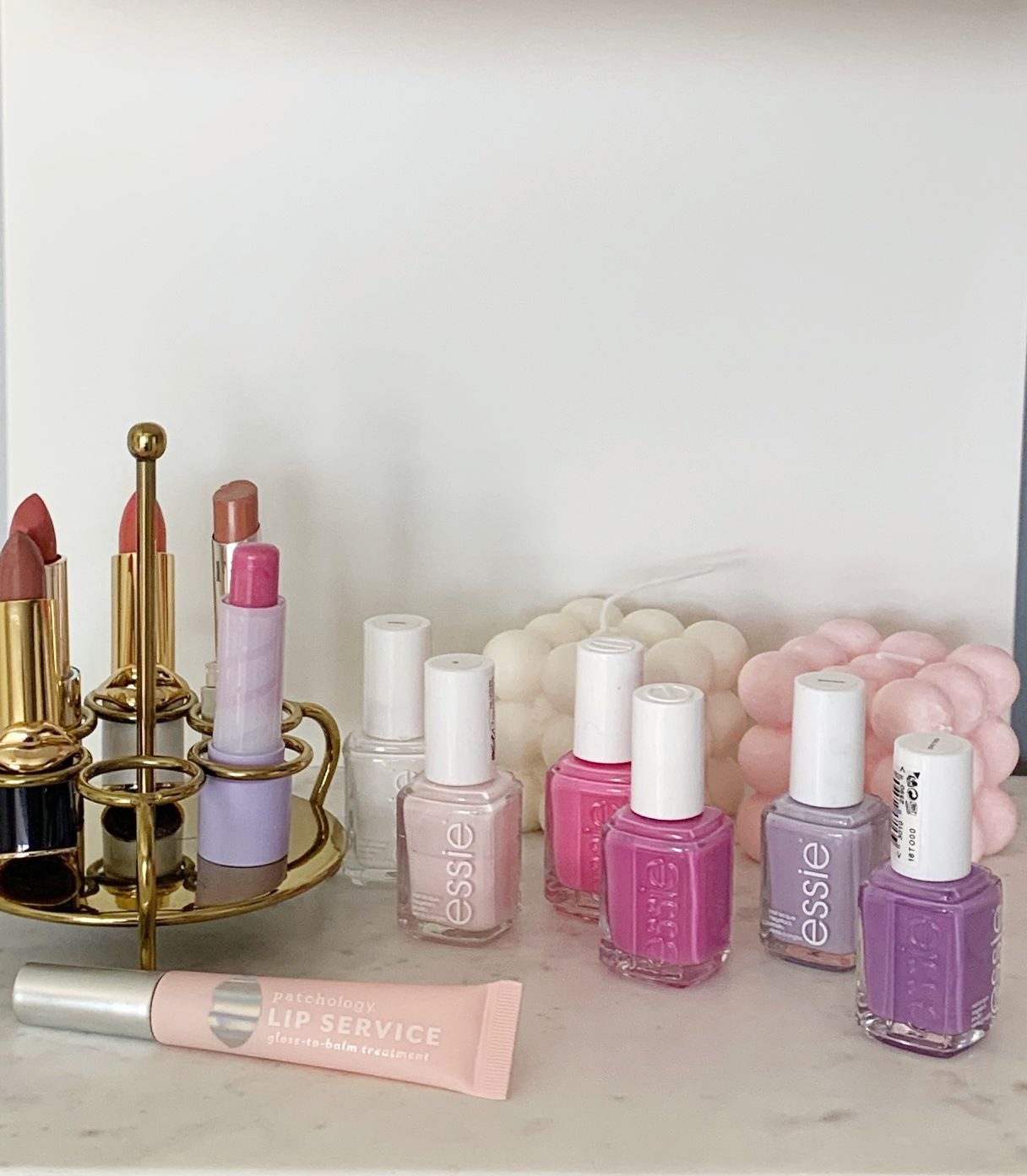 Spring Lip and Nail Colours 2021