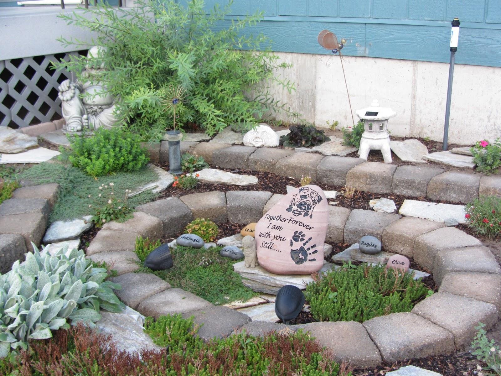 pet memorial garden ideas