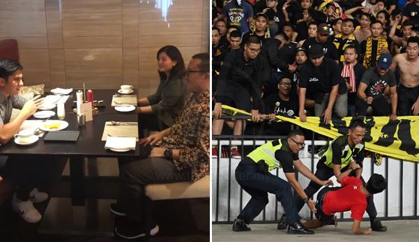 Penyokong tak berdisiplin, Menteri Sukan Indonesia mohon maaf kepada Malaysia