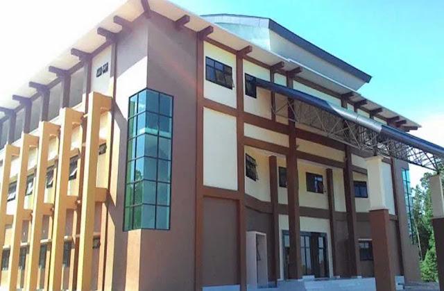 Daftar Perguruan Tinggi Negeri di Provinsi Kalimantan Utara