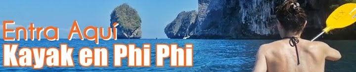 Kayak-Islas-Phi-Phi-Tailandia