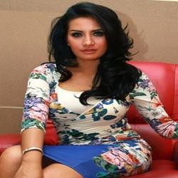 Model Shinta Bachir