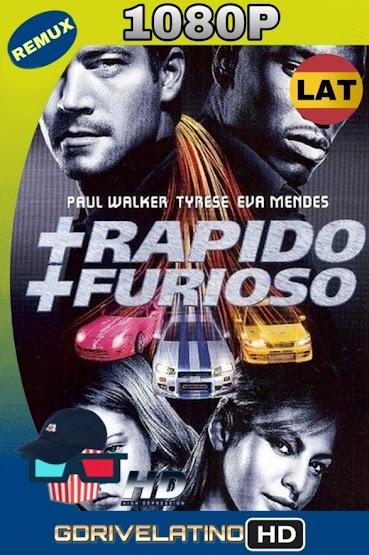 Rápidos y Furiosos 2 (2003) BDRemux 1080p Latino-Ingles MKV