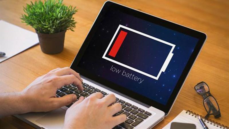 2 cách cài đặt cảnh báo hết pin cho Laptop chuyên nghiệp nhất