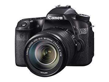 Canon EOS 70D DSLRフルドライバーをダウンロード