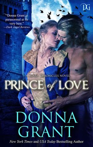 Príncipe del amor – Donna Grant