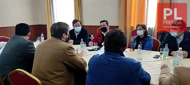 Visita relámpago de Subsecretario de Telecomunicaciones a Osorno