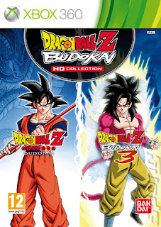 Dragon Ball Z: Budokai HD Collection (X-BOX360) 2012