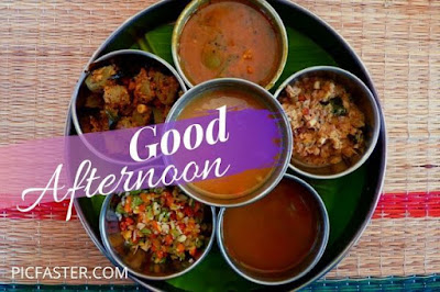 Top New Good Afternoon Images With Indian Lunch [2020]