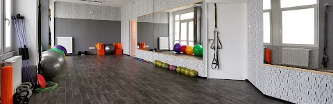 Alizetics a Physiogym Fitnessben