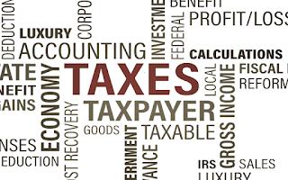 contoh perhitungan pajak