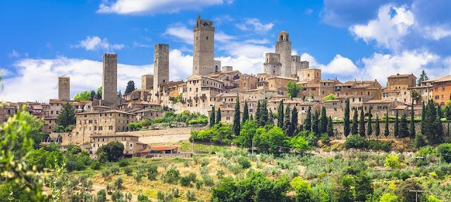 Ida e volta a Siena e San Gimignano