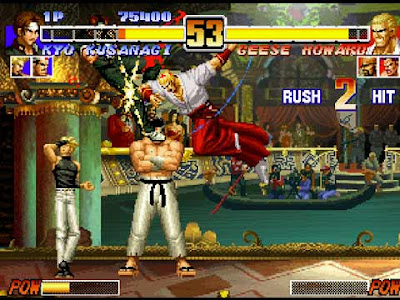 The King of Fighters '96 a Venezia