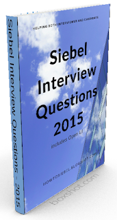 Download Siebel Interview Questions and Answers PDF