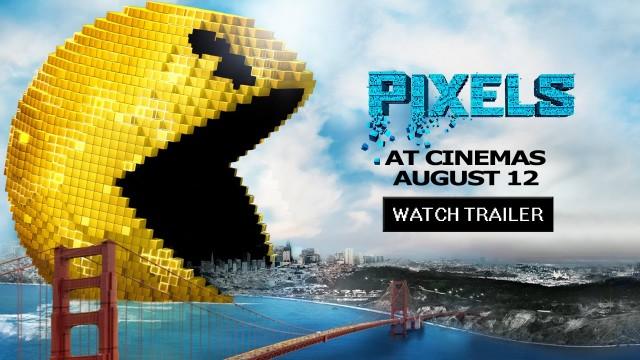 pixels 2015 bercerita tentang