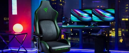 Razer Iskur ... the first Razer gaming chair