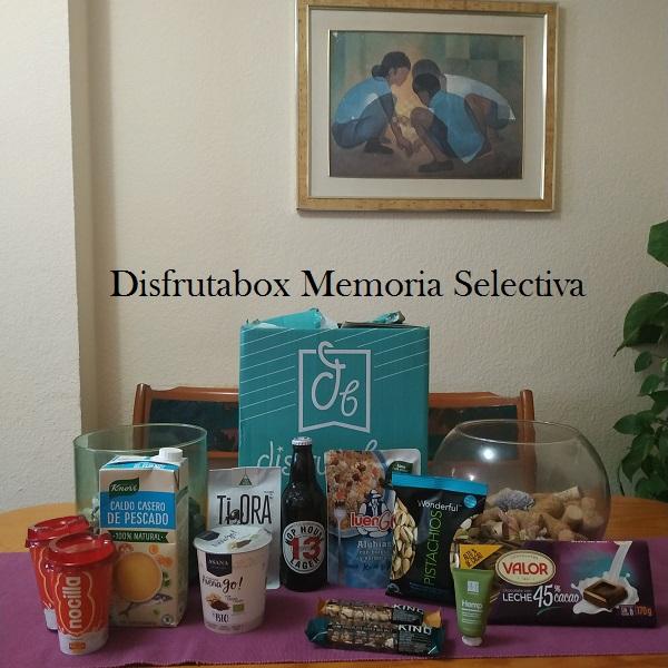 Disfrutabox Memoria Selectiva