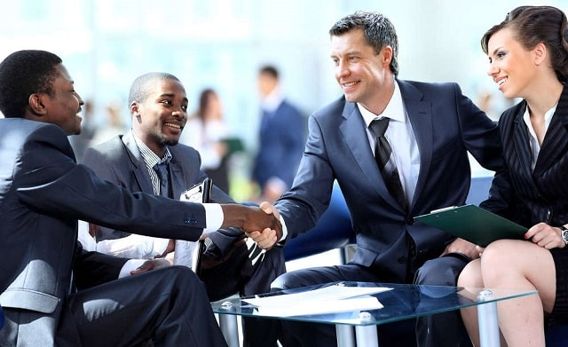 make perfect first impression business meeting professional clothing