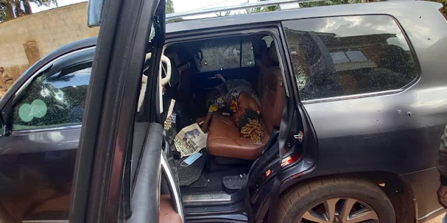 Jadi Target Upaya Pembunuhan, Menteri Uganda Terluka Dan Kehilangan Sang Putri