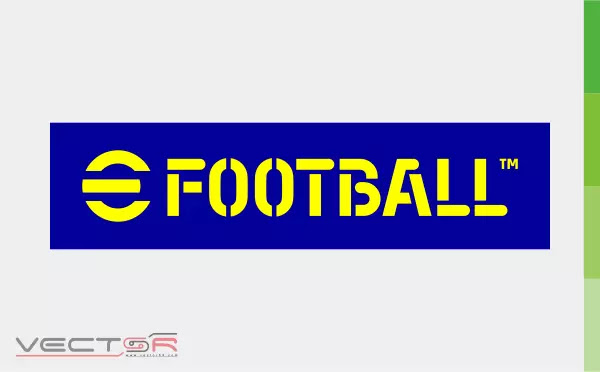 eFootball (2021) Secondary Logo - Download Vector File CDR (CorelDraw)