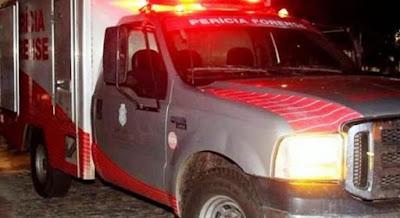 Dois homens morrem em colisão entre carro e moto na CE-153, em ...