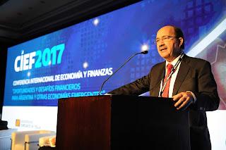 CONFERENCIA INTERNACIONAL DE ECONOMÍA Y FINANZAS CIEF 2018