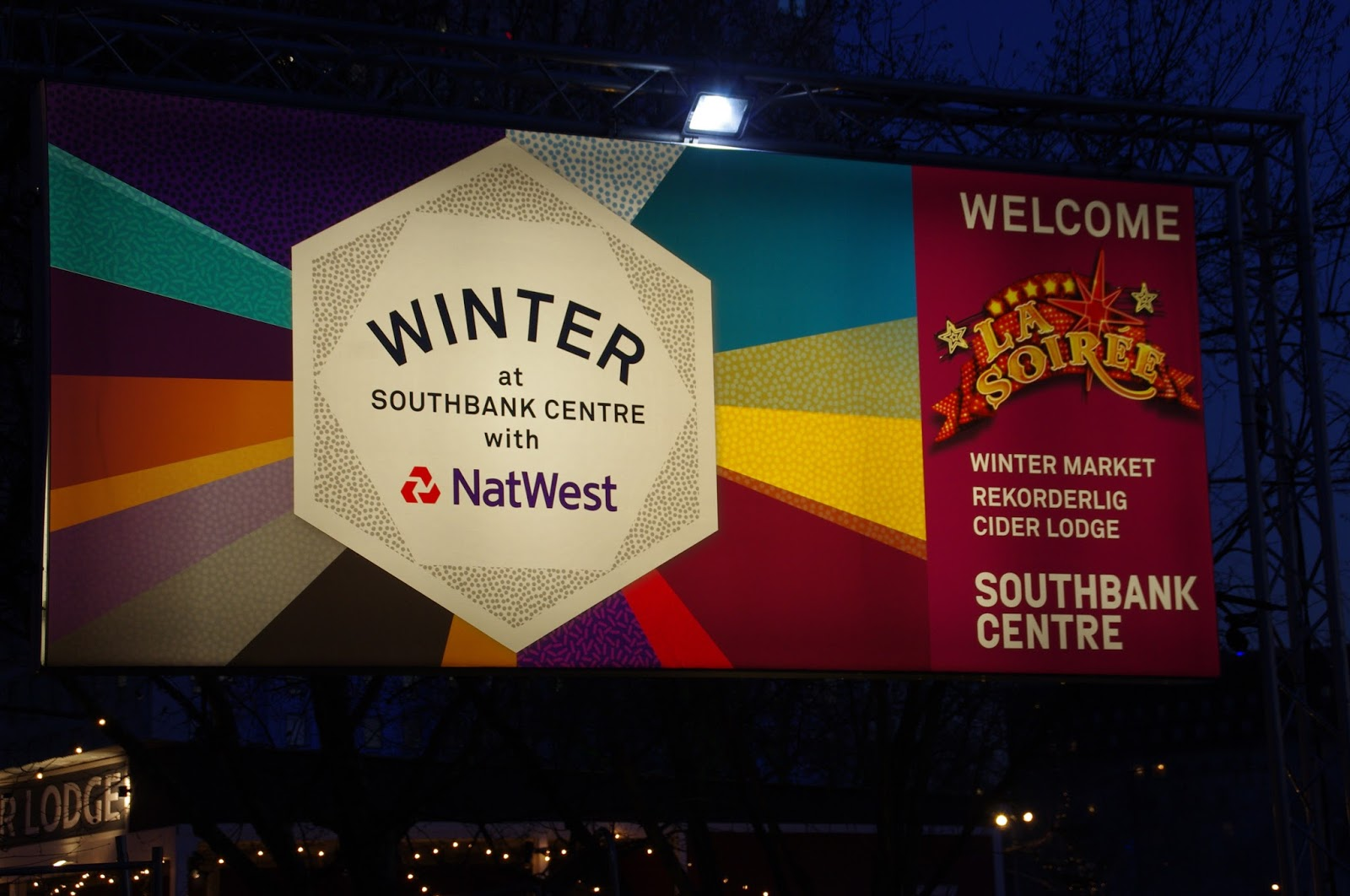London Southbank Winter Festival