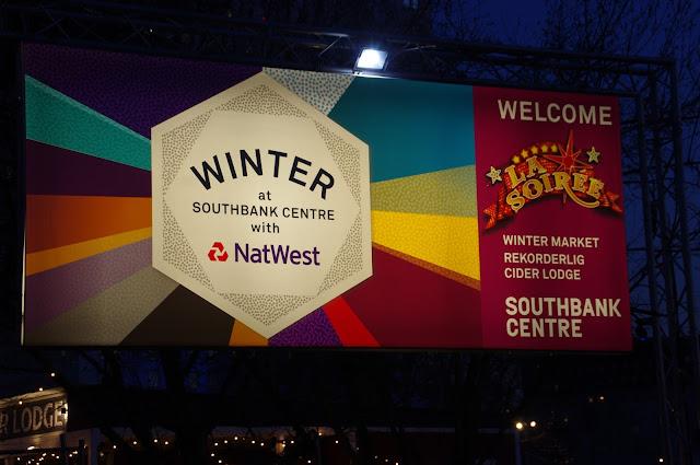 London Southbank Winter Festival