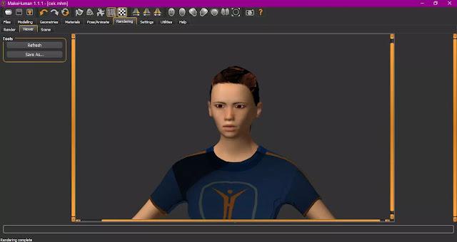 Gak Butuh Skill Modelling, Inilah Cara Membuat 3D Karakter Manusia dengan Mudah!