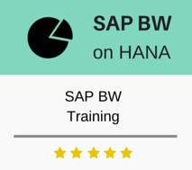 SAP Bw on HANA Training