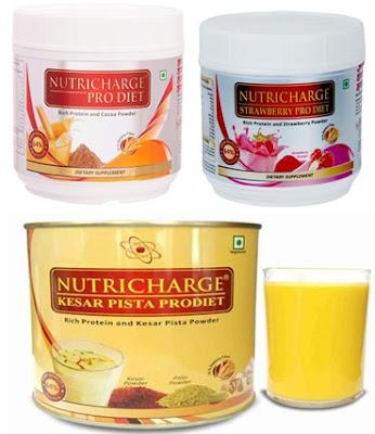 न्यूट्रीचार्ज प्रोटीन रेंज पर जानकारी | Information on the Nutrirchrge protein range