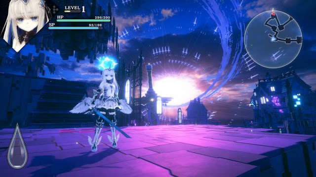 Crystar is the new Japanese RPG game in which your powers are in your tears. Go through purgatory with battle to help Ray save his sister.