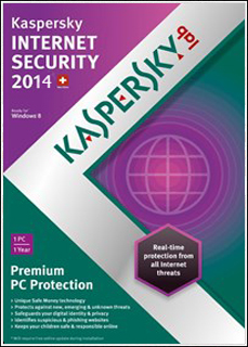 4876846545 - Kaspersky Internet Security 2014 X86 e x64