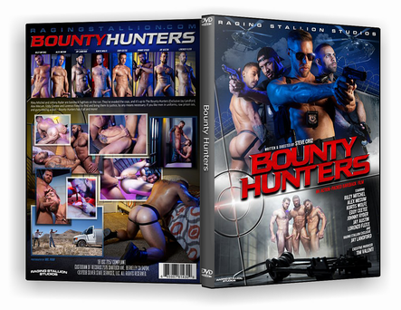 DVD - Bounty Hunters xxx 2019 - ISO
