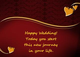Ucapan Selamat Pernikahan Kristen Simple