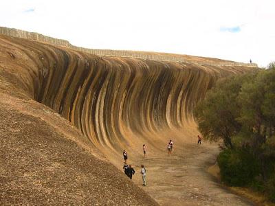 Rocha da onda – Austrália